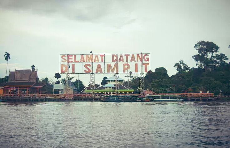 Welcome to Sampit-Central Kalimantan-Indonesia