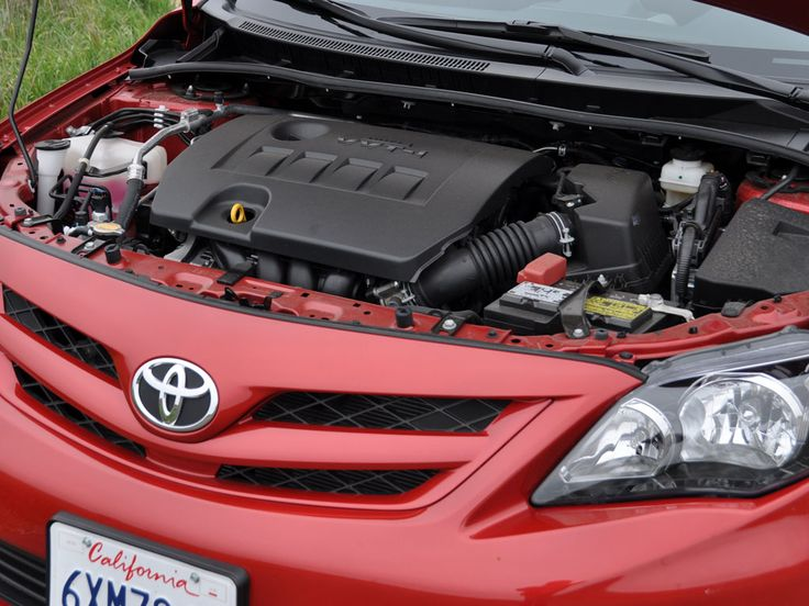 2016 Toyota Corolla Engine 2016, Corolla, Engine,