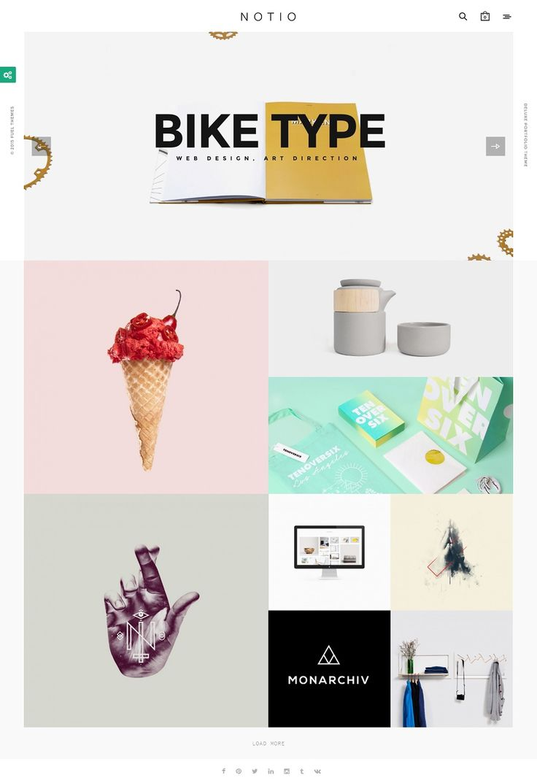 Best 25+ Best portfolio websites ideas on Pinterest | Html page ...