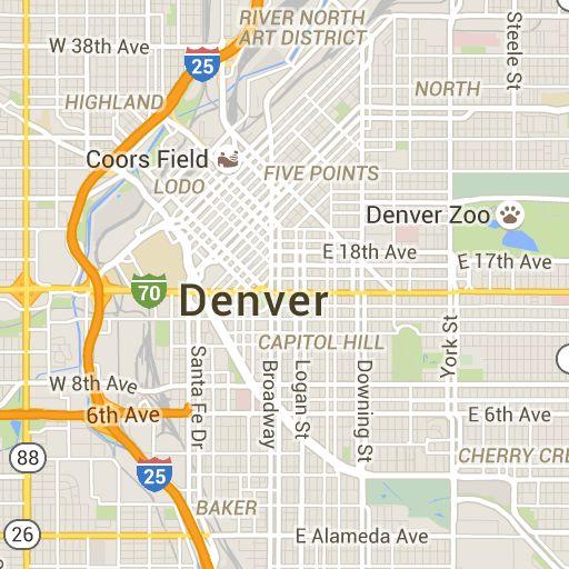 Crime Map | Denver Police Department