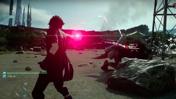 Final Fantasy 15 Official Death Spell Trailer