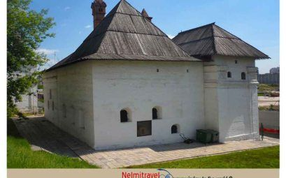 Old English Court Museum in Moscow