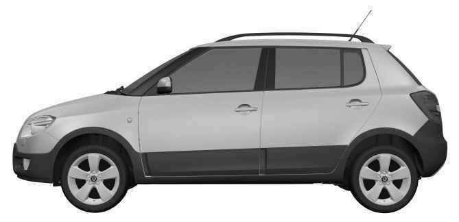 Skoda Cars in India @ AutoInfoz.Com... http://www.autoinfoz.com/Car-Reviews/Skoda/Skoda_Fabia/Skoda_Fabia_Scout_1_2_MPI/A_small_family_car-944.html