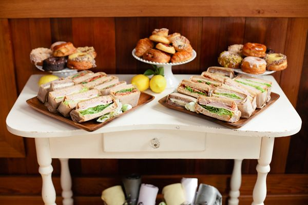 17 Best Beach Wedding Foods Images On Pinterest: 17 Best Ideas About Wedding Sandwiches On Pinterest