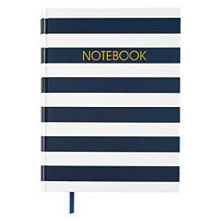 Office Depot Brand Hard Case Jumbo Notebook 10 12 x 8  1 Subject College Ruled 336 Pages 168 Sheets Assorted Colors by Office Depot & OfficeMax