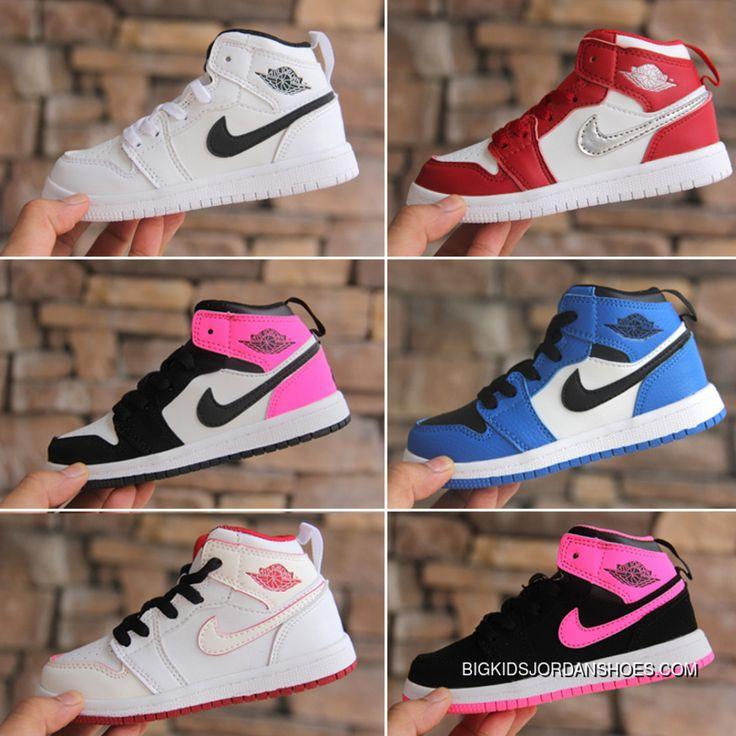 http://www.bigkidsjordanshoes.com/air-jordan-1-jordan-one-aj1-kids-shoes-2017-winter-discount.html AIR JORDAN 1 JORDAN ONE AJ1 KIDS SHOES 2017 WINTER DISCOUNT : $78.11