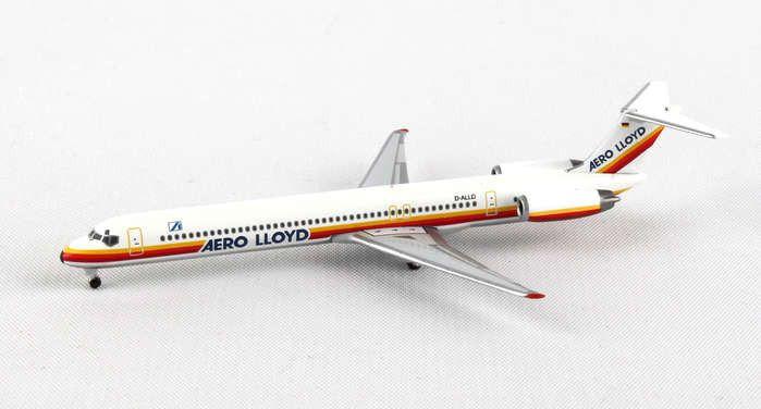 Aero Lloyd | MD-83