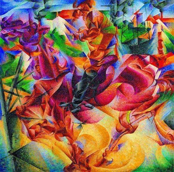 Il 21 febbraio 2014 inaugura al Guggenheim Museum di New York la più grande mostra mai dedicata al Futurismo- Italian Futurism, 1909–1944...