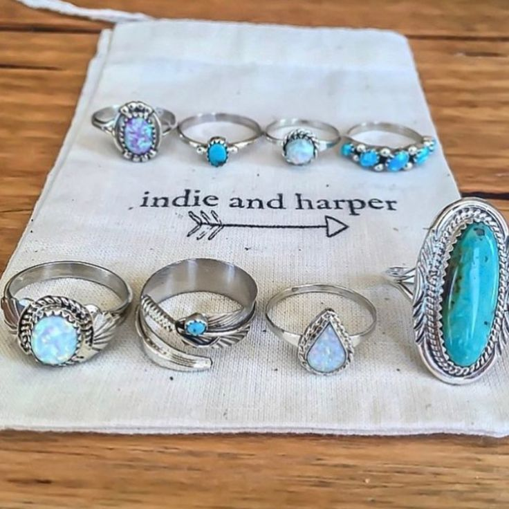 NAVAJO COLLECTION ♥️ All available at www.indieandharper.com