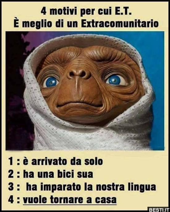 4 motivi per cui E.T. è meglio