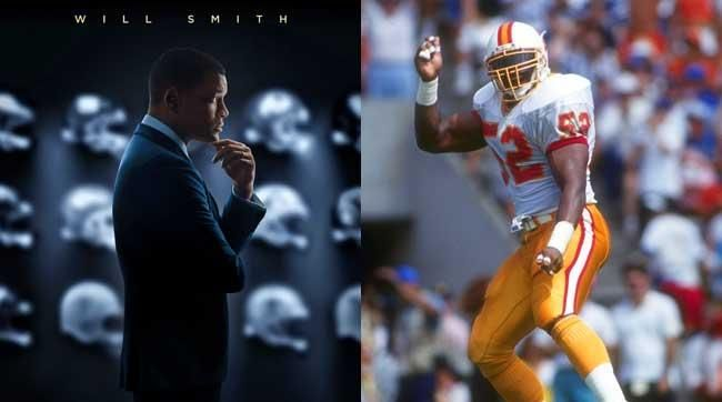 """Keith McCants, the fourth pick of the 1990 NFL draft, screened Will Smith's movie """"Concussion"""" and told The MMQB: """"We were paid to give concussions. If we knew that we were killing people, I would have never put on the jersey."""""""