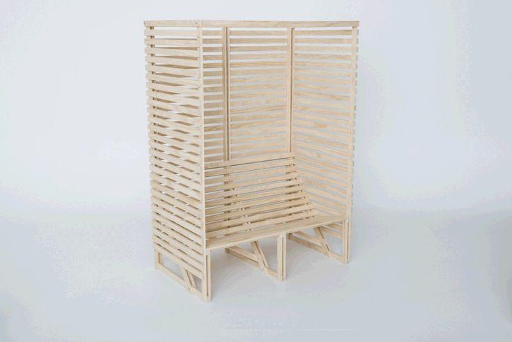Patioset, designed by Dutch designer Bertjan Pot for Weltevree