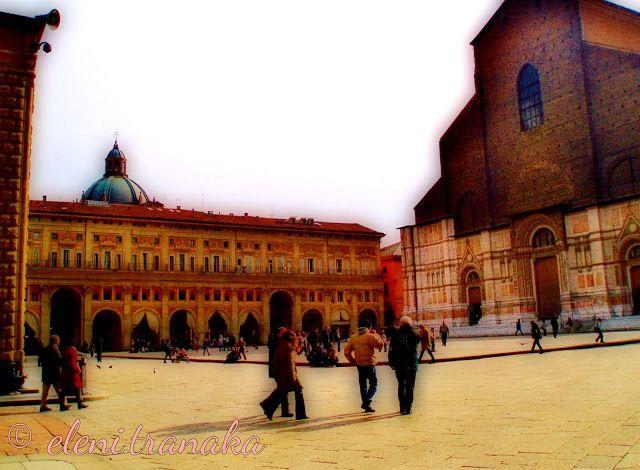Ελένη Τράνακα: Ιταλία, Μπολόνια - Italy, Bologna