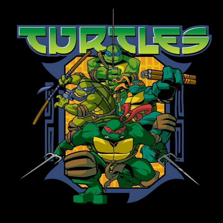 Yes, I love TMNT Turtle wallpaper, Ninja turtles cartoon