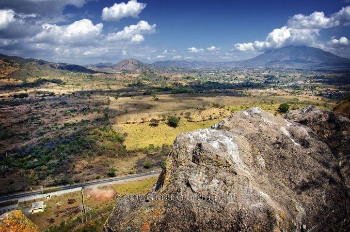Jutiapa, volcán Culma
