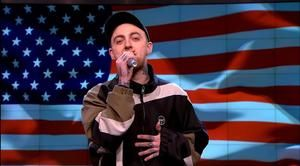 The Mac-Donald feud has been resurrected. Donald Trump's most extensive foray into hip hop was probably the time he threatened to sue Mac Miller for royalties from a 2011 song entitled 'Donald Trump.' Miller had a more favorable view of Trump than he does now; in December, he tweeted 'Just please do...