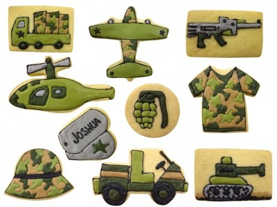 Sugar-Cookies-Military