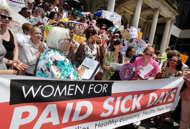 """Efforts to Deliver """"Kill Shot"""" to Paid Sick Leave Tied to ALEC"""