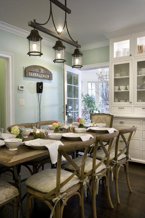 Διακόσμηση σπιτιού : μια τραπεζαρία διαφορετική από τις άλλες !