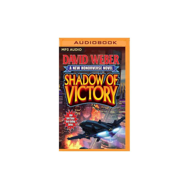 Shadow of Victory (MP3-CD) (David Weber)