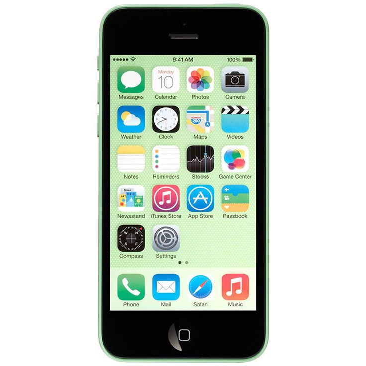 Refurbished Apple iPhone 5C T-Mobile Green 32GB (MF147LL/A) (A1532)