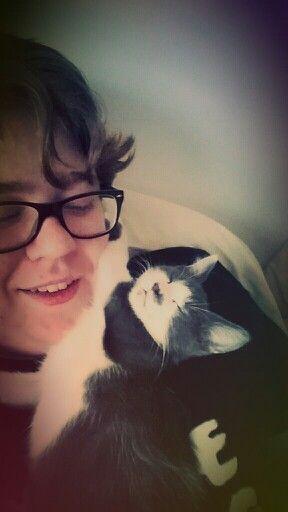 Heyo! #hanktheplank #kitten