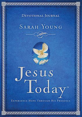 Bestselling devotional Jesus Today™ is now available in devotional journal format! Jesus Today™ was written during a very difficult time in beloved and bestselling author Sarah Young's life. Yet the w