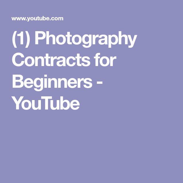 As 25 melhores ideias de Photography contract no Pinterest - photography contracts