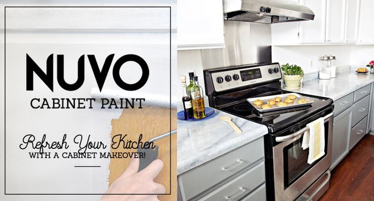 Nuvo Cabinet Paint