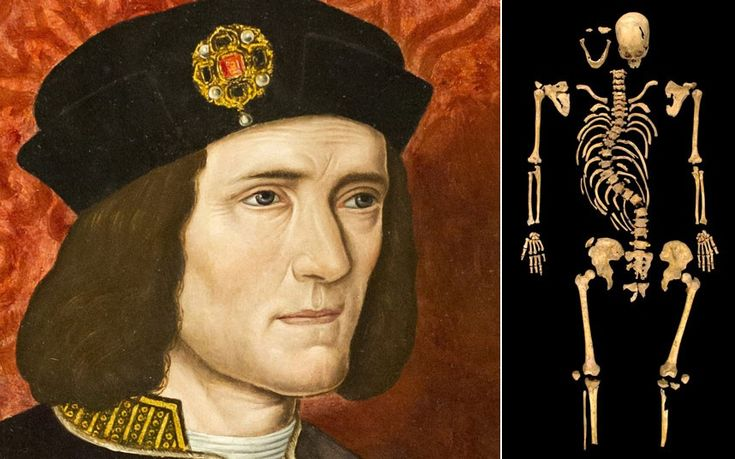 The University of Leicester has studied the DNA of Richard III and found that   there could be a break in the royal bloodline
