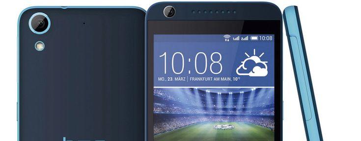 Test HTC Desire 626G dual sim Smartphone - Notebookcheck.com Tests