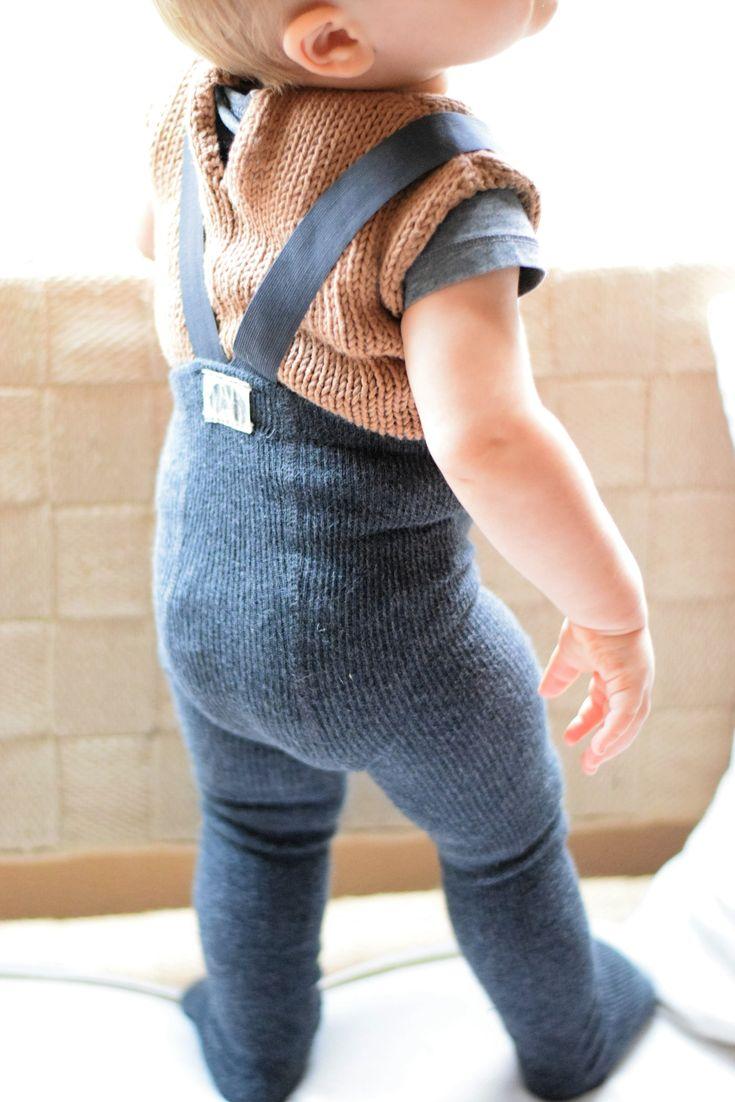 Image of C H A R C O A L Suspender Tights