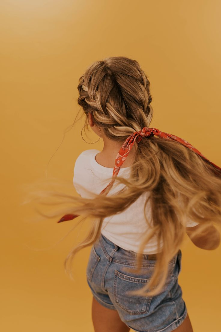 Summer Hair Inspiration   How To Style Hair Scarves