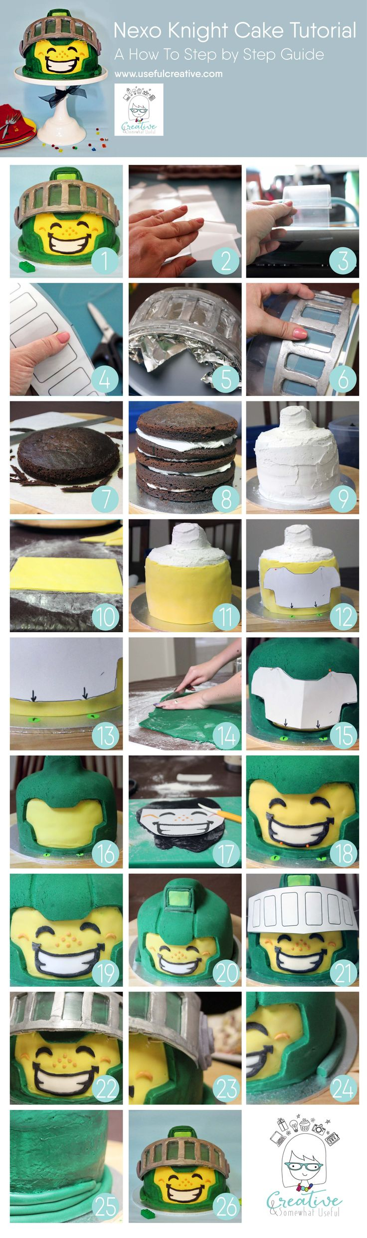 how to make lego fondant