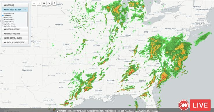 Live weather radar from xtremeweather.org  Tuesday, May 23, 2017 - 7:10 CDT - https://blog.clairepeetz.com/live-weather-radar-xtremeweather-org-tuesday-may-23-2017-710-cdt/