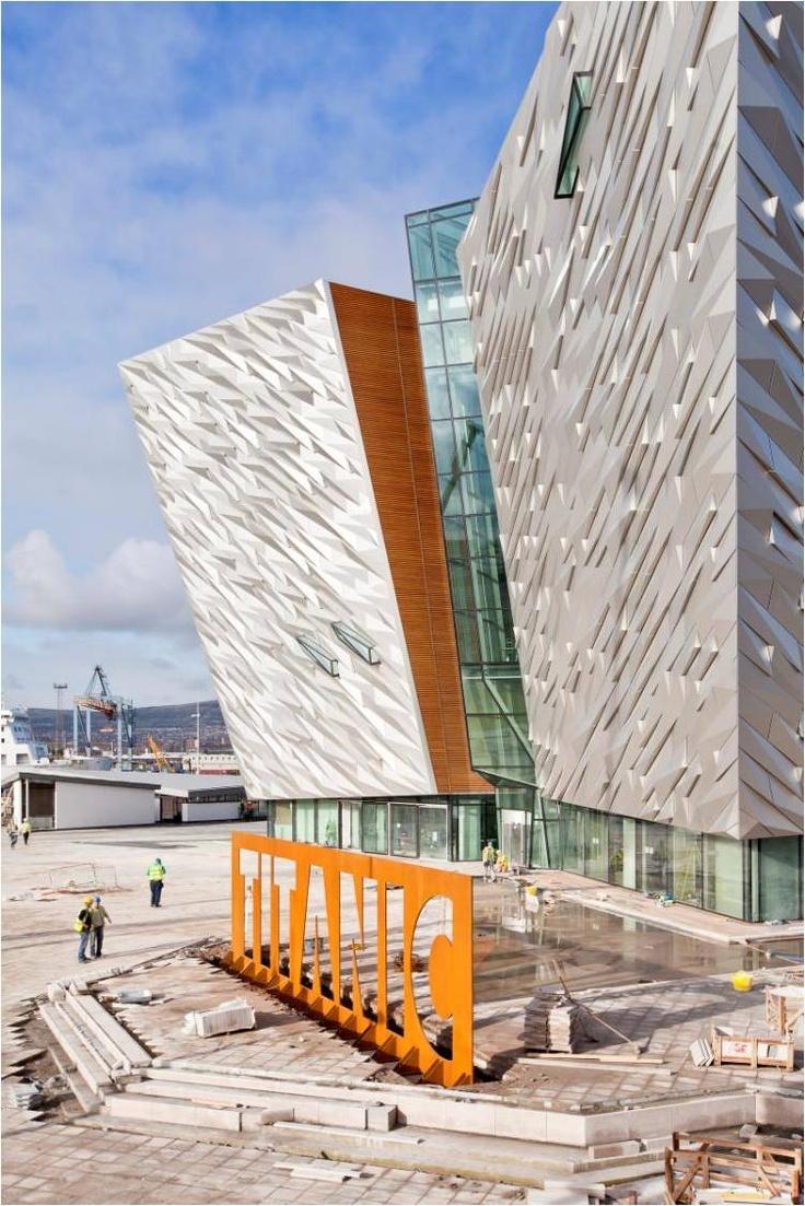 Titanic Museum, Belfast N. Ireland