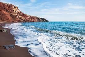 Картинки по запросу santorini beach