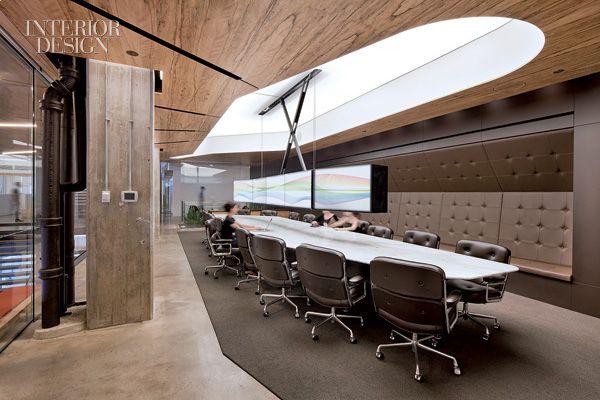 Conference room boris stratievsky chicago commercial - Commercial interior design chicago ...