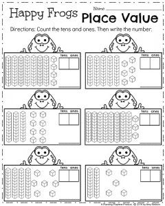 math worksheet : best 25 place value worksheets ideas on pinterest  math  : Place Value Worksheets 1st Grade