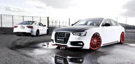2014 #Audi #A5 #Sportback #Sportline #Package by #Wald #International