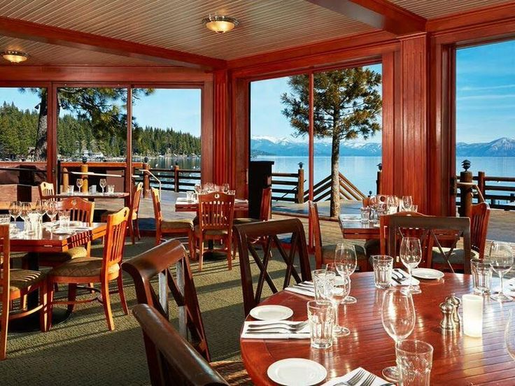 The 15 Best Places to Eat in North Lake Tahoe - Eater SF