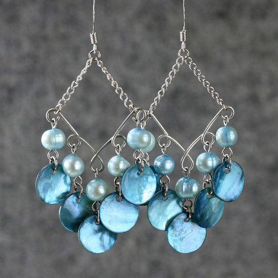 Best 25+ Earrings handmade ideas on Pinterest | DIY glass earrings ...