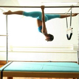 I wish I had room in my house for a reformer!