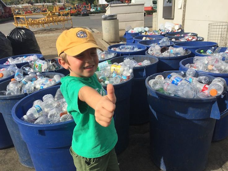 7 Year Old Starts Recycling Company To Preserve Marine Life