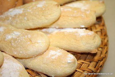 Cakes - Melindros - La cuina de sempre