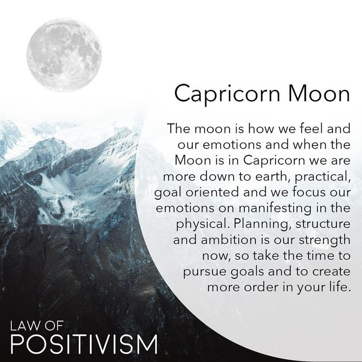The Moon changes sign about every 2.5 days and right now the moon is in enters Sagittarius. The Moon is our Divine Feminine and our emotions. The Moon is in Capricorn now, right before entering Aquarius which we are going to have the eclipse in this week. Capricorn is the last earth sign and it rules our physical goals, ambitions and our career. It is a very determined and structured energy that enables us to come out from a dream state, down to earth, to create and manifest the physical…