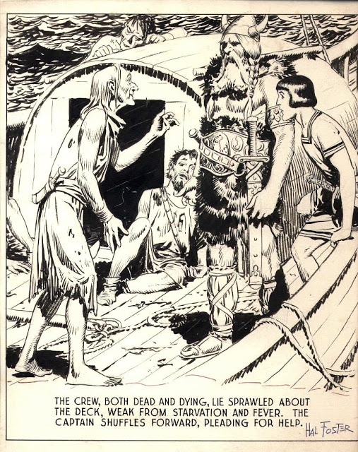 Hal Foster: PRINCE VALIANT