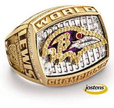 2001 Super Bowl XXXV, Baltimore Ravens