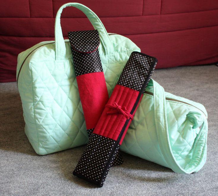 ranger 2 tuto de la pochette pour aiguilles tricoter. Black Bedroom Furniture Sets. Home Design Ideas