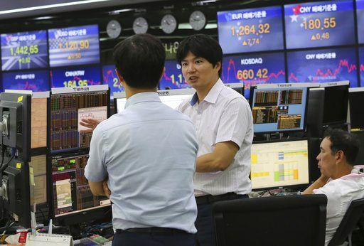 SEOUL, South Korea/June 5, 2017 (AP)(STL.News) Global Stocks Fall — Global stock markets were generally weaker Monday as an increasing diplomatic rift in the Gulf region unnerved investors and sent oil prices higher. Stocks in Qatar sank after four...